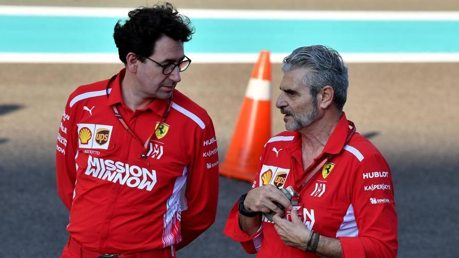 Ferrari, è rivoluzione! Arrivabene ai saluti Binotto al comando