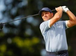Francesco Molinari. Afp