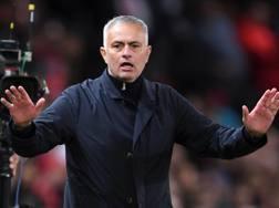 Jose Mourinho. GETTY IMAGES