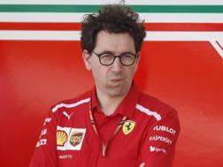 Mattia Binotto, 49 anni, succede a Maurizio Arrivabene. Epa