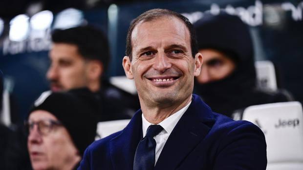 Massimiliano Allegri là vị huấn luyện viên xuất chúng nhất