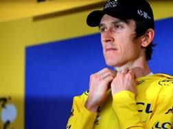 Geraint Thomas, 32 anni. Bettini