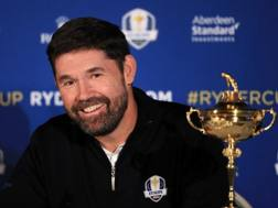 Padraig Harrington. Getty