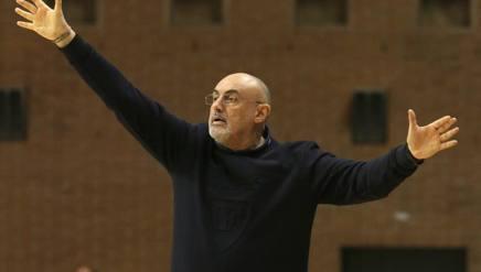 Matteo Boniciolli, nuovo coach Vuelle. Ciam/Cast