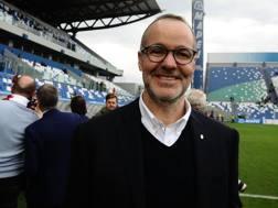 Joey Saputo, presidente del Bologna. GETTY