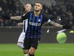 Mauro Icardi, 25 anni, capitano nerazzurro, gioca nell'Inter dal 2013 Getty