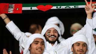 Effetto Coppa D'Asia: il calore dei tifosi!