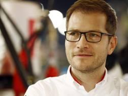 Andreas Seidl, 46 anni, è laureato in Ingegneria meccanica a Monaco di Baviera