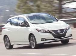 La nuova Nissan Leaf 3.0