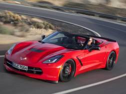 La nuova Corvette C7