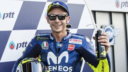 Valentino Rossi, AFP