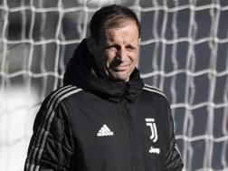 Massimiliano Allegri, 51 anni, allenatore della Juventus. Getty