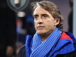 Roberto Mancini, commissario tecnico della Nazionale. Getty