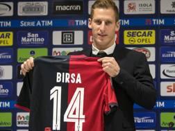 Valter Birsa, nuovo acquisto del Cagliari