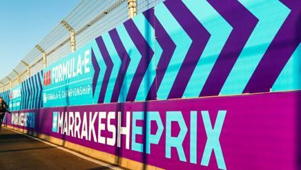 Tutto pronto a Marrakech per la seconda prova del Mondiale di Formula E