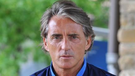 Roberto Mancini, LaPresse