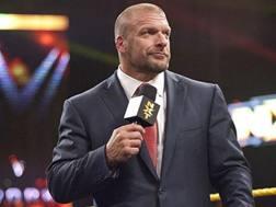 Triple H, vice presidente esecutivo della WWE