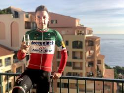Elia Viviani, 29 anni. Bettini
