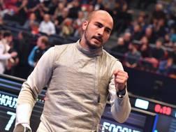 Alessio Foconi, 29 anni, a segno nella tappa parigini di Coppa del Mondo di fioretto. Bizzi