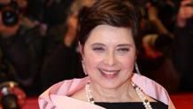isabella Rossellini, 66 anni. Lapresse