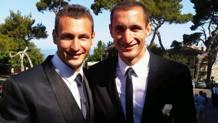 Claudio e Giorgio Chiellini