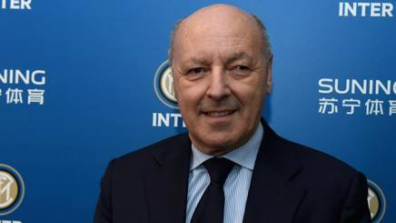 Giuseppe Marotta, dirigente dell'Inter. Getty