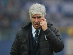 Gian Piero Gasperini, 60 anni, allenatore dell'Atalanta. Getty