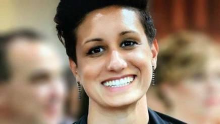 Maria Teresa Trovato Mazza, ex portiere della Pro Reggina di calcio a 5