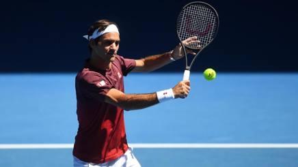 Roger Federer, 37 anni Epa