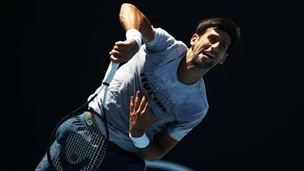 Nole Djokovic, 31 anni Getty