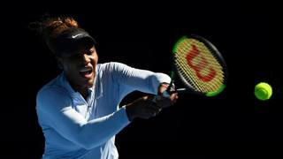 Serena Williams, 37 anni Getty