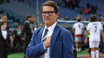 Fabio Capello, 72 anni,  allenatore e opinionista. Ansa