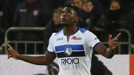 Duvan Zapata, un gole un assist a Cagliari. Ansa