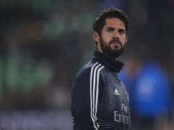 Isco, centrocampista del Real Madrid. GETTY