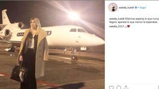 Il post di Wanda Nara su Instagram