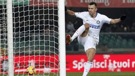 Ivan Perisic, 29 anni, attaccante dell'Inter. LaPresse