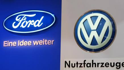 Annunciata l'alleanza Ford-Volkswagen