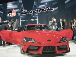 La Toyota Supra