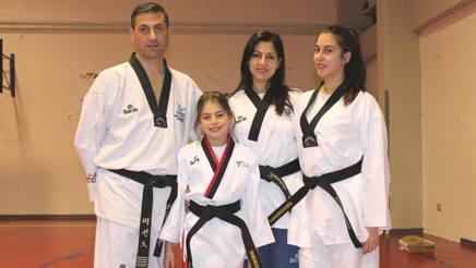 I Cirillo, una famiglia con cintura nera