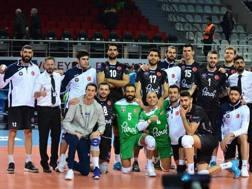 L'Halkbank guida il campionato turco