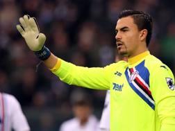 Emil Audero, 21 anni, portiere della Samp di proprietà della Juventus. Getty Images