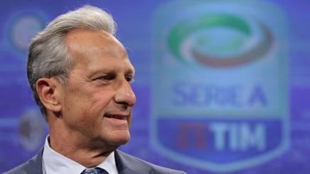 Gaetano Miccichè, 68 anni, presidente della Lega Serie A. Getty