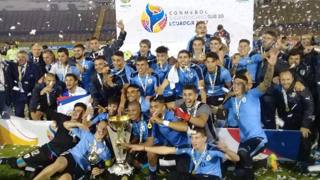 L'Uruguay con Bentancur ha vinto l'ultima edizione nel 2017. Getty