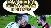 Bonucci e Higuain. Instagram
