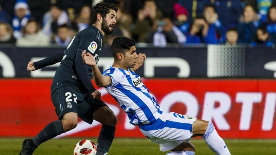 Real, k.o. indolore a Leganes Atletico beffato da Doumbia
