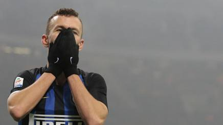 Ivan Perisic. GETTY IMAGES