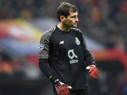 Iker Casillas. AFP