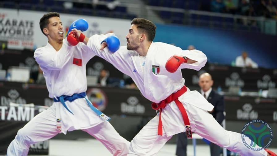 1° Olympic Training Camp  Ostia caput mundi karate