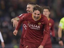 Nicolò Zaniolo, 19 anni. Alla Roma da questa stagione, vanta 16 presenze e un gol coi giallorossi. Lapresse