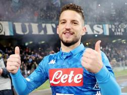 Dries Mertens, 31 anni.  Getty Images